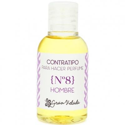 Contratipo para perfumes homem n8