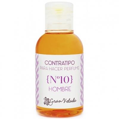 Contratipo para perfumes de homem n10