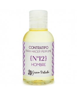 Contratipo masculino nº12 para fazer perfumes