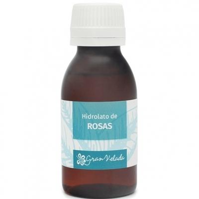 Hidrolato de rosas natural