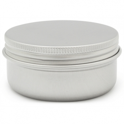 Tarro aluminio 50 ml