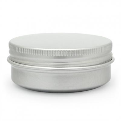 Lata de alumínio de 30 ml.