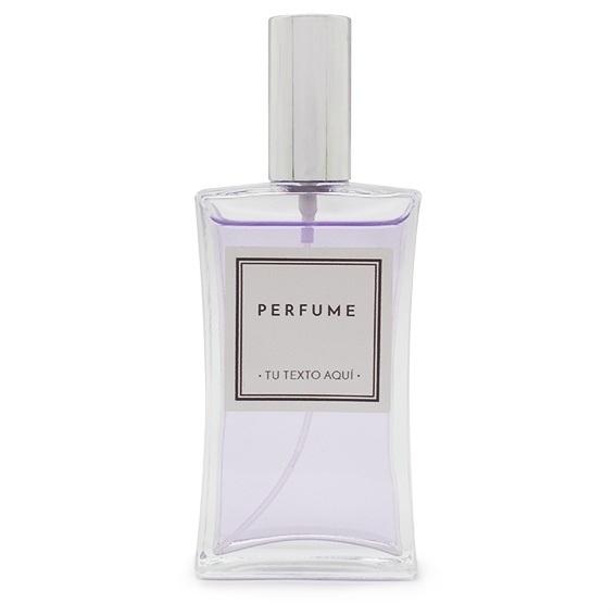 Pegatinas personalizadas para perfume