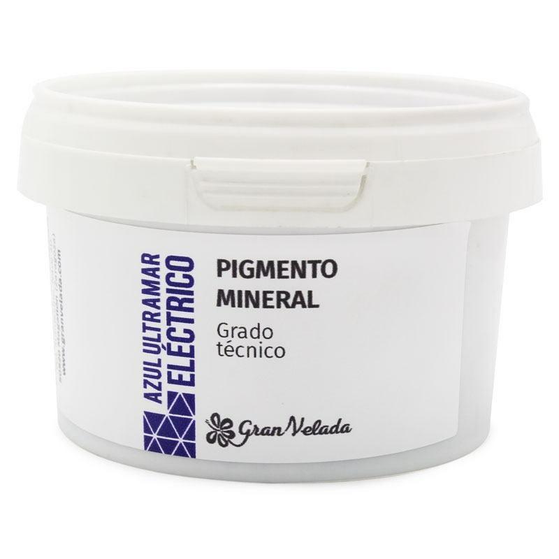 Azul ultramar eletrico pigmento mineral