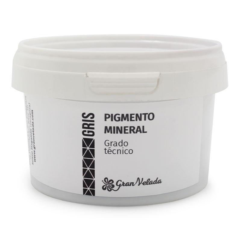 Pigmento gris mineral tc