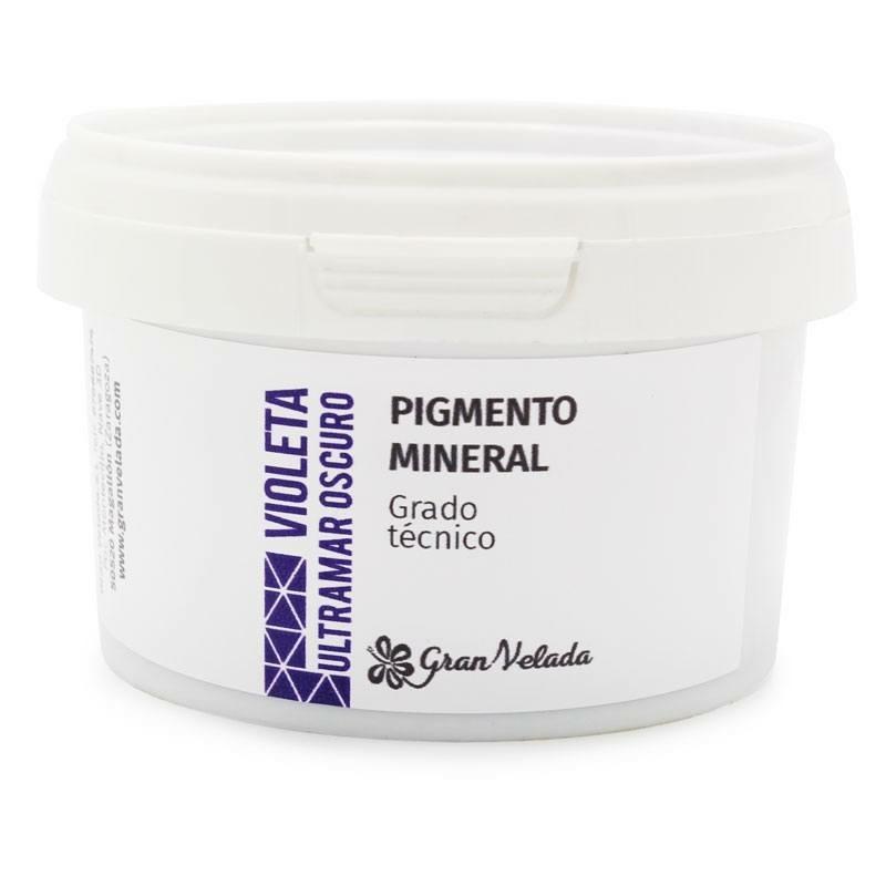 Roxo escuro ultramar pigmento mineral