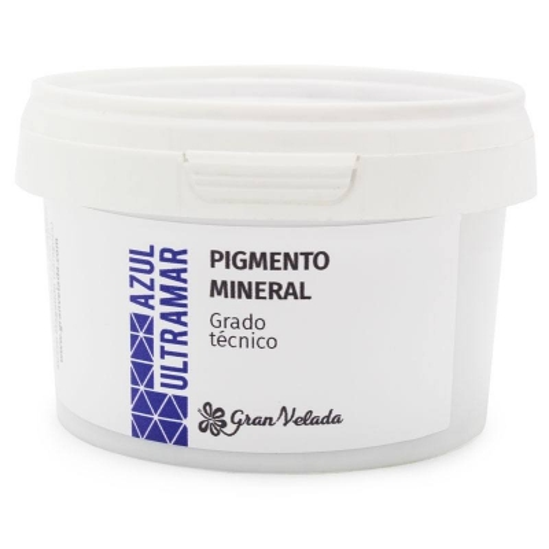 Azul ultramar pigmento mineral