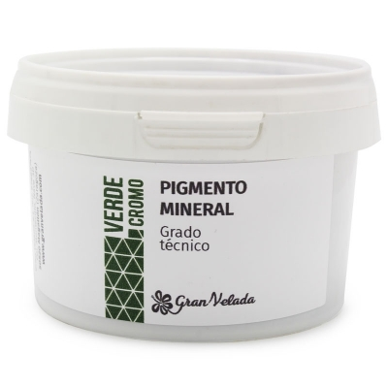 Pigmento Mineral Verde Cromo