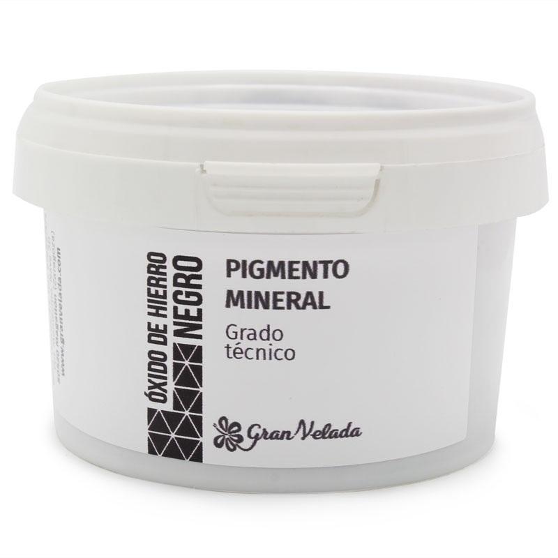 Pigmento mineral negro oxido tc