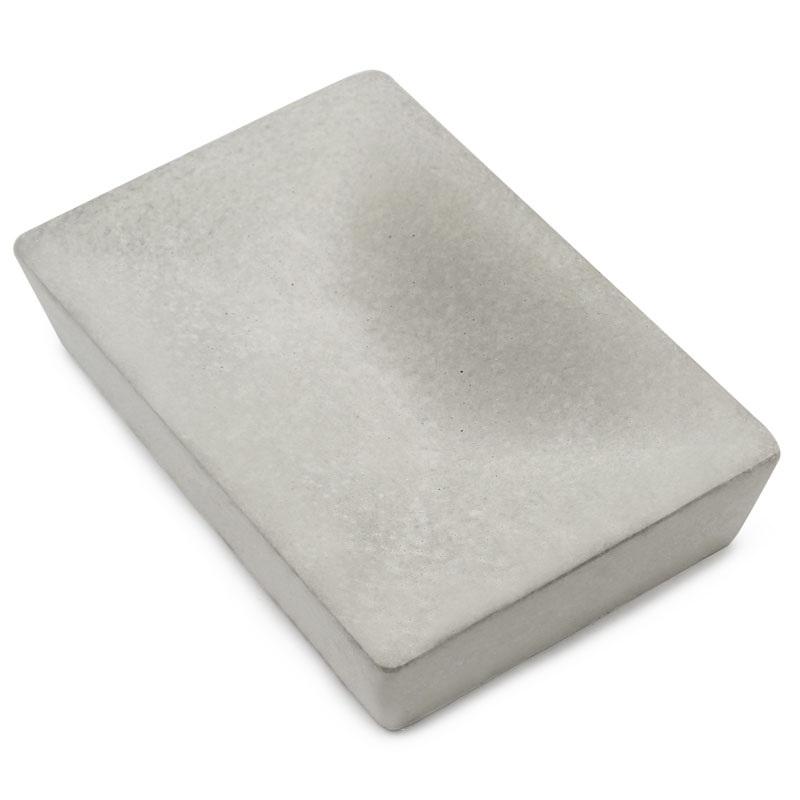 Kit saboneteiras de cimento