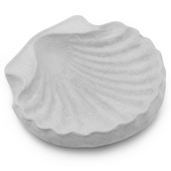 Molde de jabonera ostra