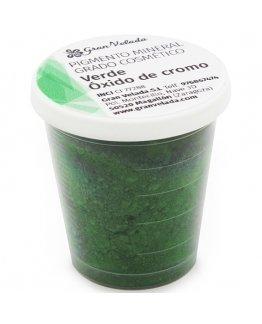 Pigmento mineral verde