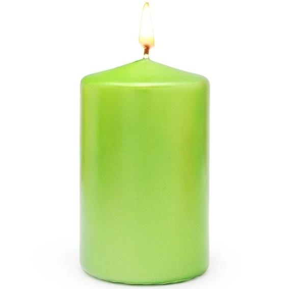 Barniz verde manzana metalizado