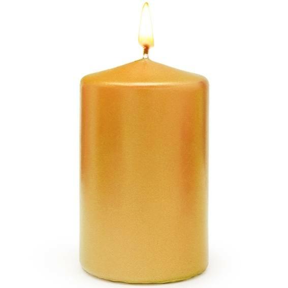 Barniz naranja claro metalizado