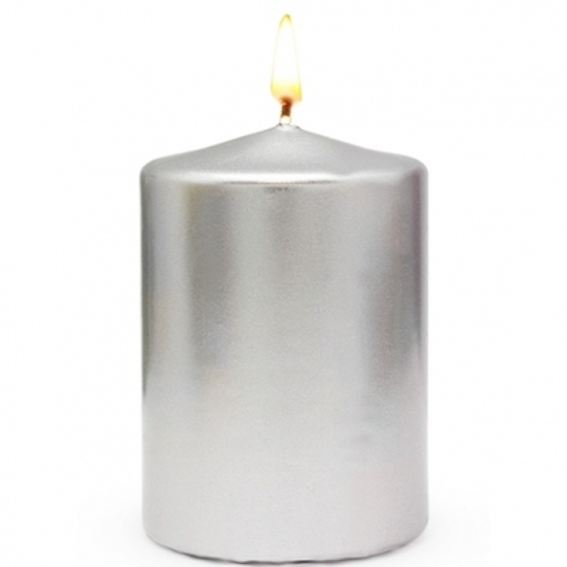Verniz para velas Prateadas, Metalizadas.