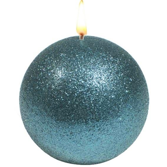 Sellador para hacer velas de purpurina