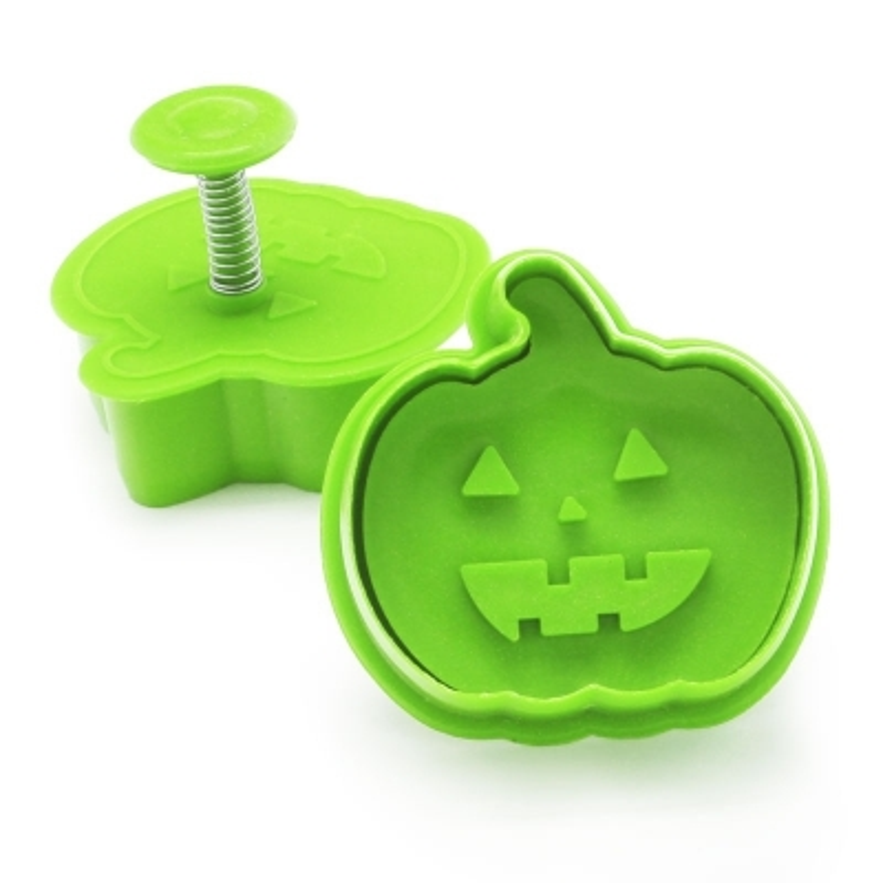 Cortapastas calabaza halloween
