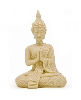 Molde de silicone 3D, Buda de Ouro Grande