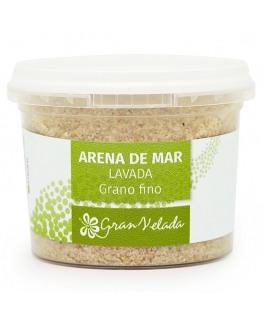 Arena exfoliante grano fino