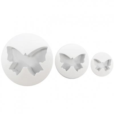 Cortapastas 3 mariposas