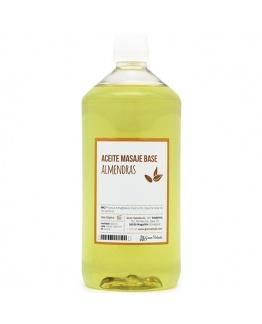 Base aceite masaje almendras