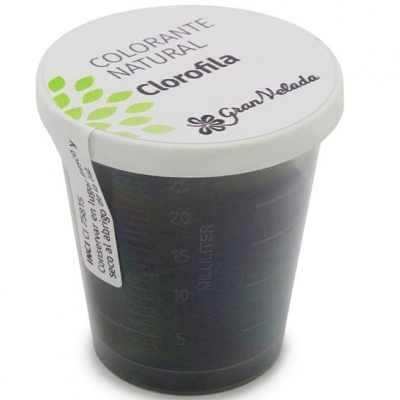 Corante Natural Verde Clorofila