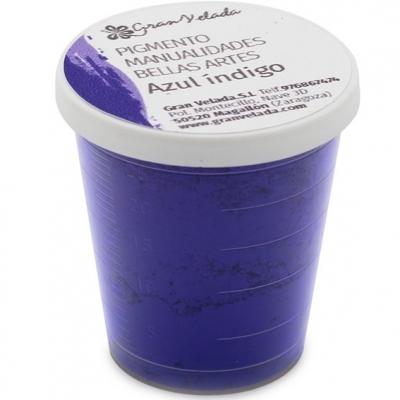 Pigmento para manualidades, Azul Índigo