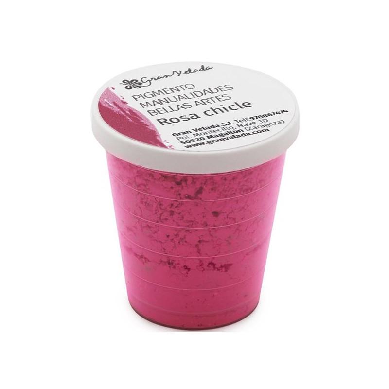 Pigmento para manualidades, Rosa Chiclete