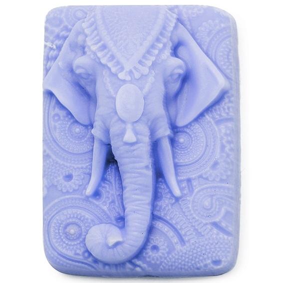 Molde pastilla de jabon Ganesha