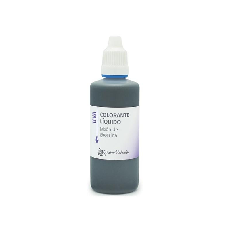 Corante sabonete glicerina cor uva