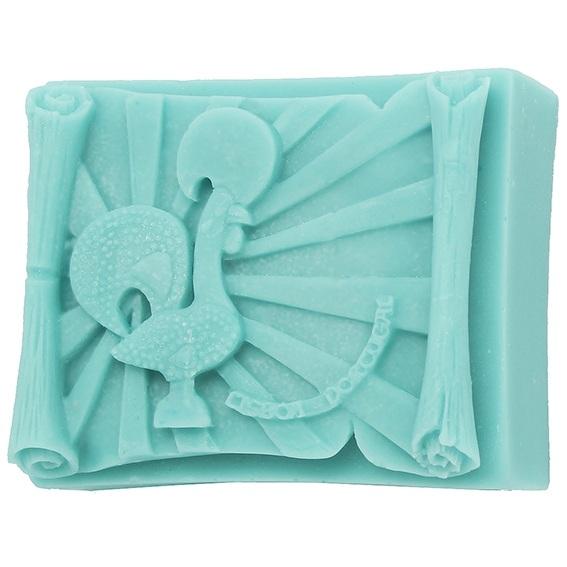 Souvenir Portugal, molde de silicone. Galo de Barcelos.