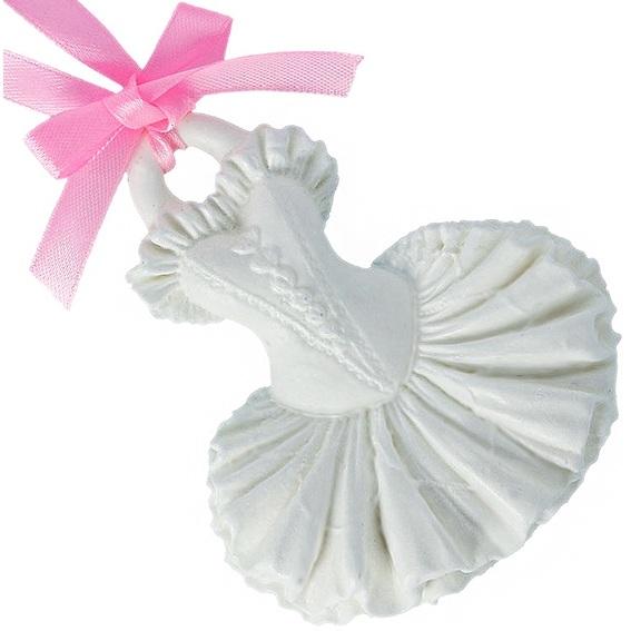 Molde vestido de ballet