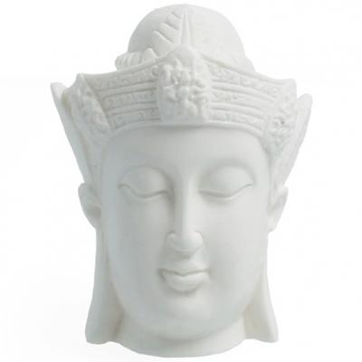 Buda com Coroa 2, molde para fazer velas