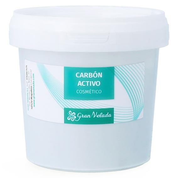 Carbon activo cosmetico