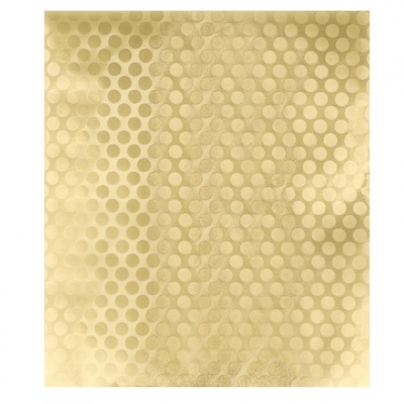 Papel de regalo dorado textura pop