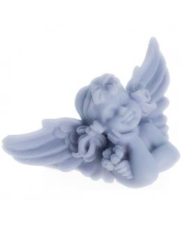 Molde Molde angelito con alas abiertas