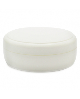 Recipiente branco creme 50 ml