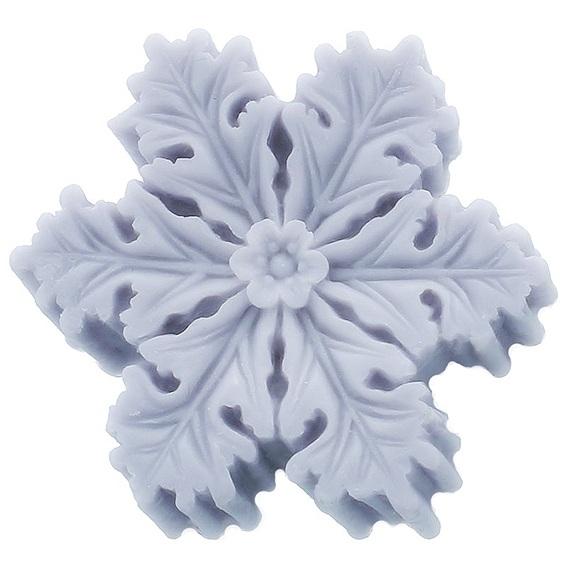 Molde estrella de hielo