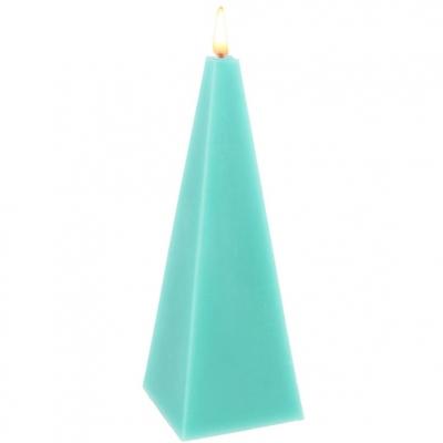 Molde vela piramide silicona 5,4x15cm