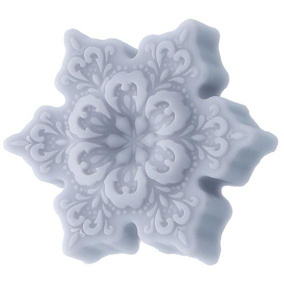 Molde flor de gelo