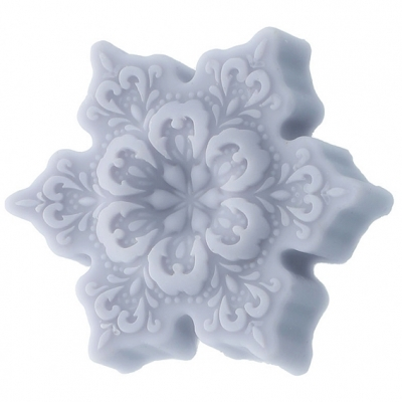 Molde flor de hielo