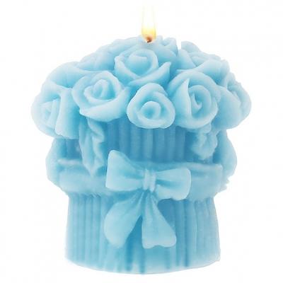 Molde de silicona Bouquet de Rosas