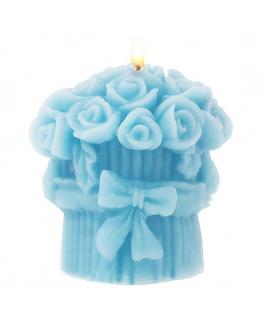 Molde de silicone, Bouquet de Rosas.