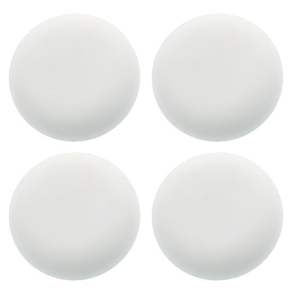 Molde 4 pastilhas redondas clássicas