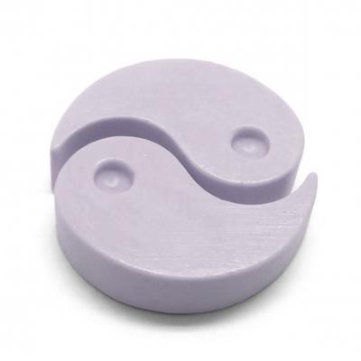 Molde de silicona para hacer jabones Yin yang