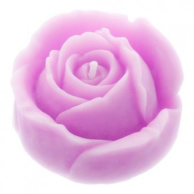 Molde para fazer sabonete, Rose.