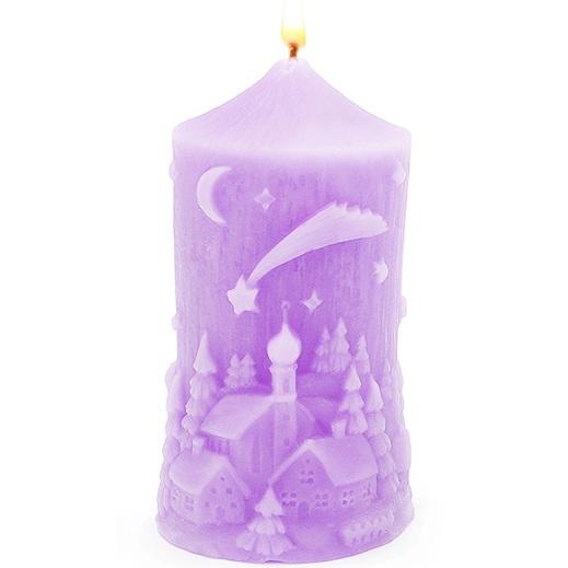 Molde velas de oriente
