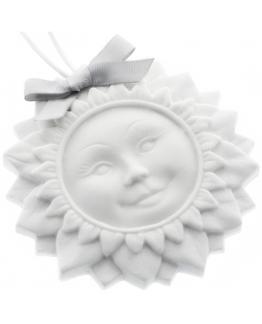 Molde para ambientador de gesso, Sol