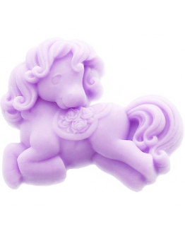 Forma de silicone pastilha ponei