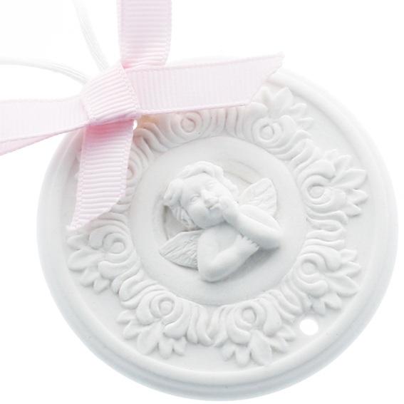Molde para ceramica perfumada com anjinho